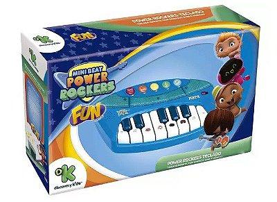 Mini Beat Power Rockers -  Teclado infantil