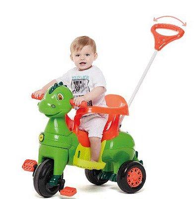 Triciclo Infantil Com Empurrador Didino