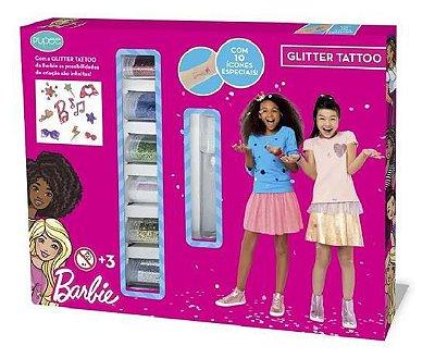 Glitter Tatto da Barbie