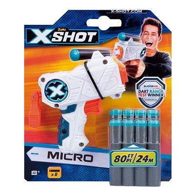 Lançador X-Shot lança dardos Micro