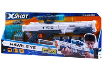 Lançador X-Shot Hawk Eye