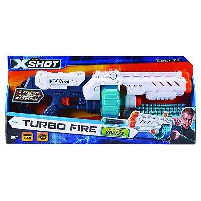 Lança Dardos X-Shot Turbo Fire