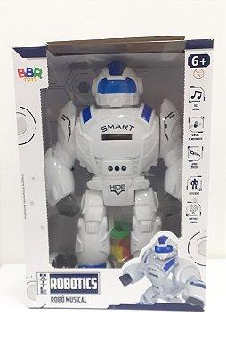Robô Musical Robotics