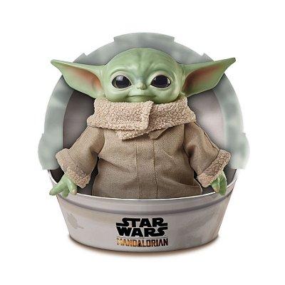 Pelúcia Baby Yoda Star Wars