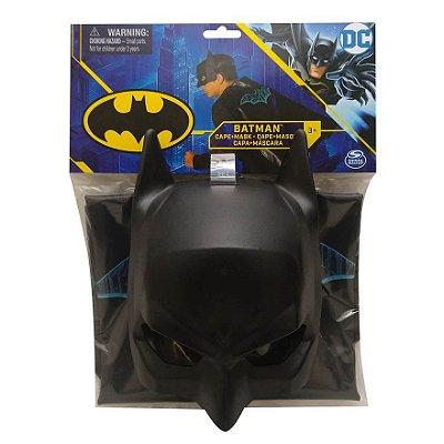 Batman Capa e máscara
