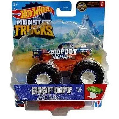 Carro Hot Wheels Monster Truck 1:64 sortidos