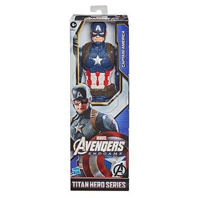 Boneco Avengers Titan Hero Capitão América