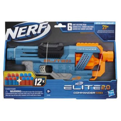 Nerf Elite 2.0 Comander RD6