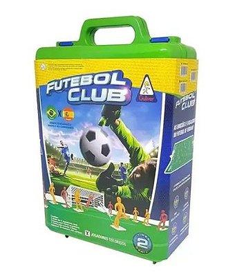 Futebol Club 2 Seleções Coloridos Brasil X Espanha