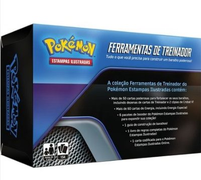 JGS Brinq Carton-Pokemon Toolkit Crobat