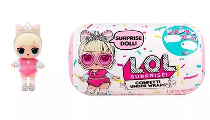 LOL Surprise Confetti Under Wraps