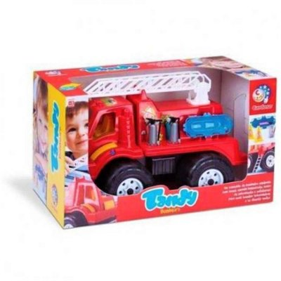 Caminhão de Bombeiro Tandy Papa-Fogo