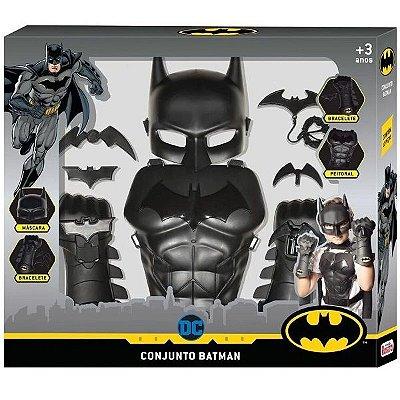 Conjunto Batman Aventura