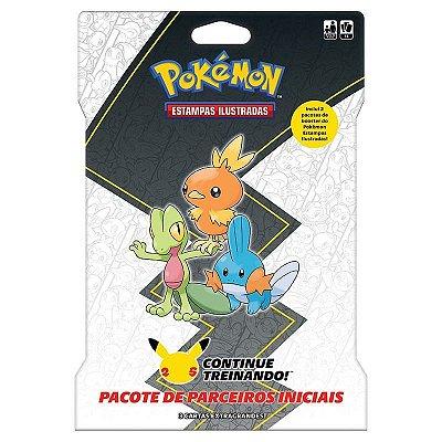 Carton - Pokemon Blister Gigante Sinnoh+ Hoenn