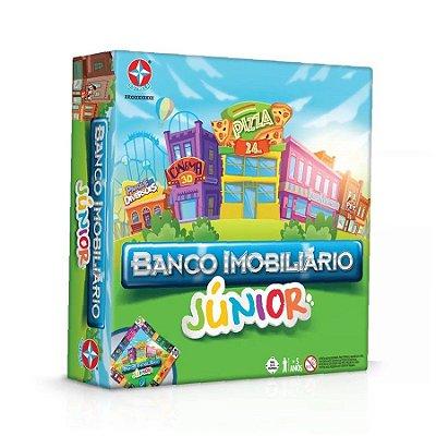 Jogo Banco Imobiliário Junior