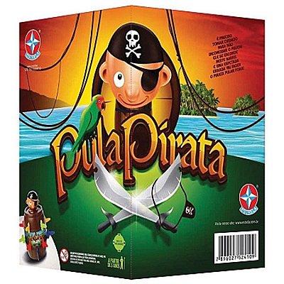 Jogo Pula Pirata com Realidade Aumentada