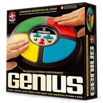 Jogo Genius
