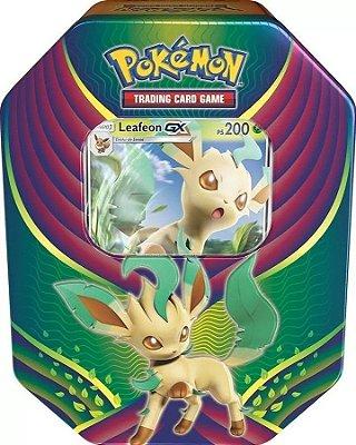 Lata Pokémon GX Celebração de Evolução
