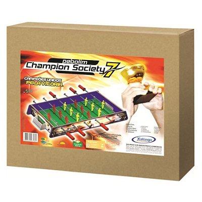 Pebolim Champion Society 7