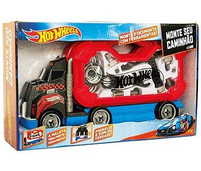 Hot Wheels Monte seu Caminhão