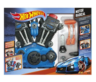 Hot Wheels Motor Radical