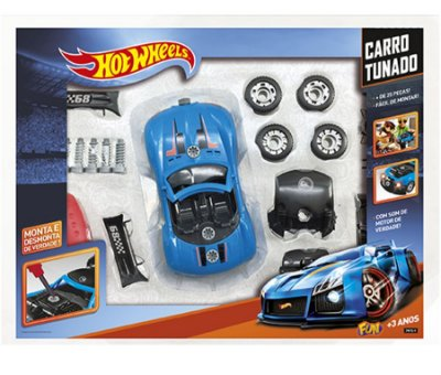 Hot Wheels Carro Tunado