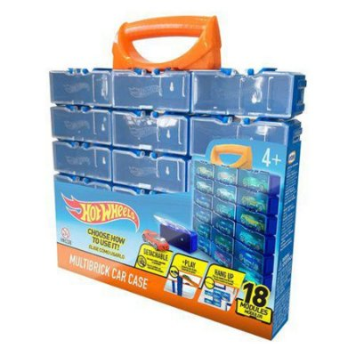Hot Wheels Porta Carrinhos C18