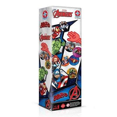 Jogo Tapa Certo Avengers
