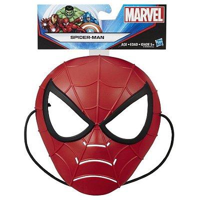 Máscara Homem-Aranha