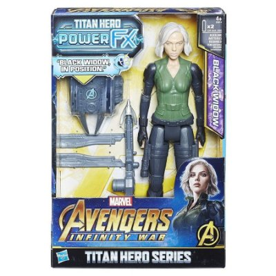 Avengers Power Pack Viúva Negra