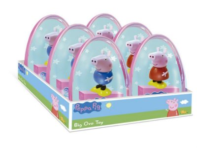 Ovo Big Toy - Peppa Pig