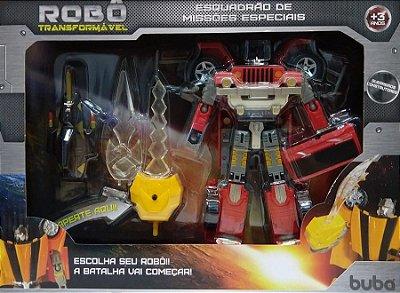 Robô Transformável - Missões Especiais