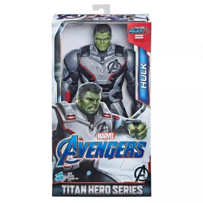 Vingadores Ultimato - Hulk Titan Hero