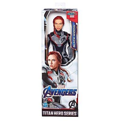 Vingadores Ultimato - Viúva Negra Titan Hero