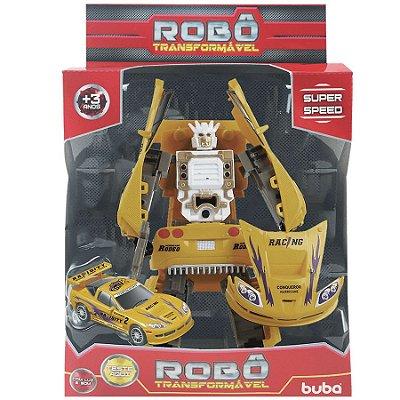 Robô Transformável - Super Speed