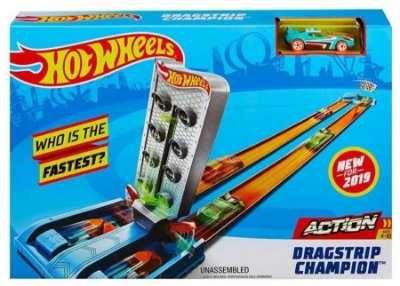 Hot Wheels - Action Campeonatos