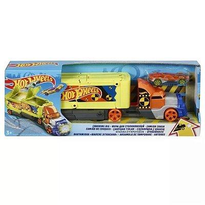 Hot Wheels - Caminhão Ação de Batidas