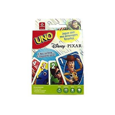 Uno - Disney Pixar