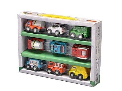 Coleção Mini Racing - Serie 1