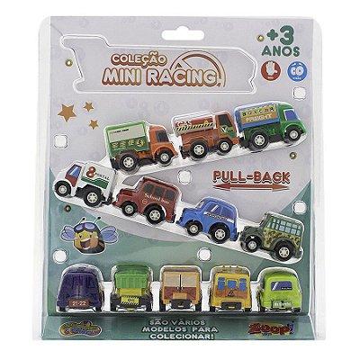 Coleção Mini Racing - Série 2