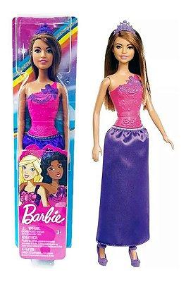 Boneca Barbie Fantasia de Princesa