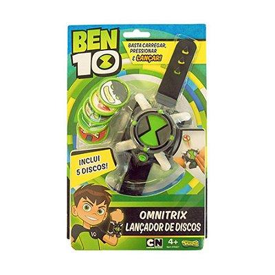 Ben 10 - Omnitrix Lançador de Discos