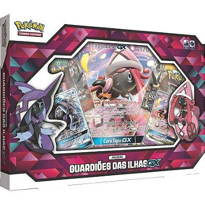 Pokémon - Guardiões das Ilhas GX