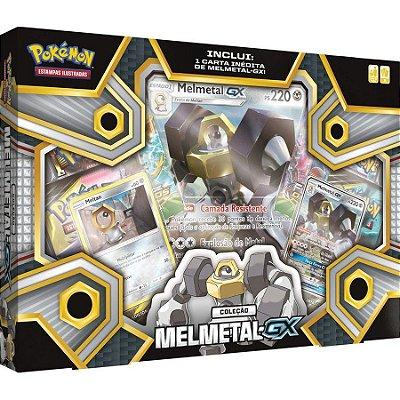 Pokémon - Coleção Melmeta-GX