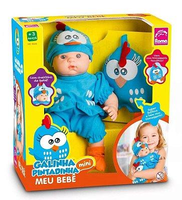 Galinha Pintadinha Mini Baby