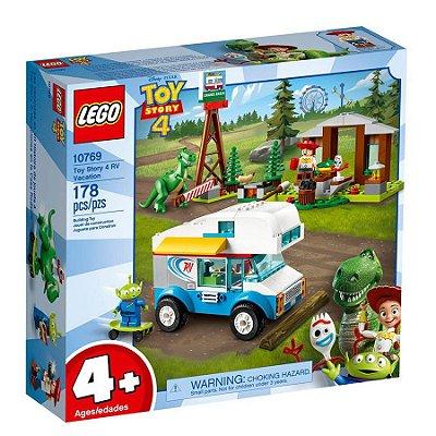 Lego Toy Story 4 - Férias com a Jessie