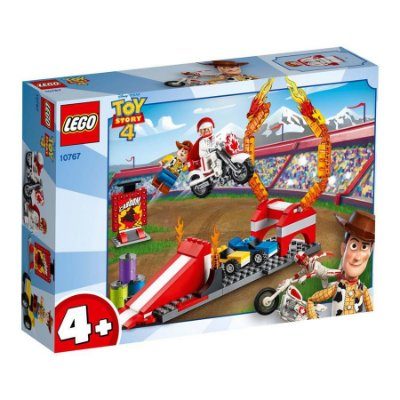 Lego Toy Story 4 - Show de Acrobacias do Duke Caboom