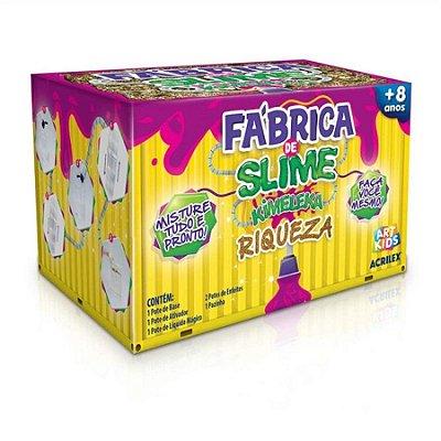 Kimeleka Fabrica de Slime - Riqueza