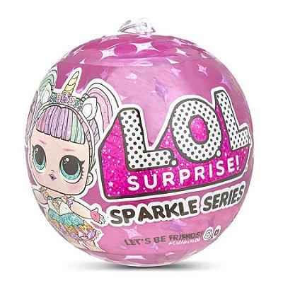 Boneca LOL - Sparkle Series