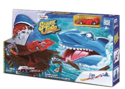 Auto Pista Fresh Metal - Shark Jump